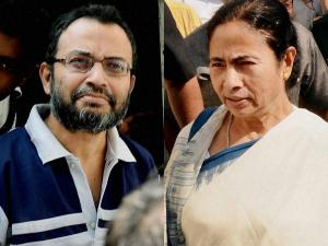 What about the suicide threat of 1996, Kunal Ghosh returns Mamata's barbs