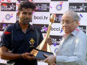 Vijay Hazare Trophy: Karnataka thrash Punjab to retain title