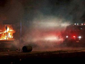 Russia says Ferguson violence highlights 'massive' US problems