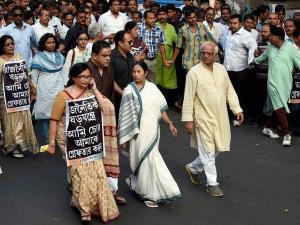 Protest rally in favour of the tainted! Kolkata set to witness even that now