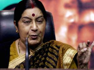 Sushma Swaraj on Indians in Iraq: Have credible info that 39 Indians are not killed