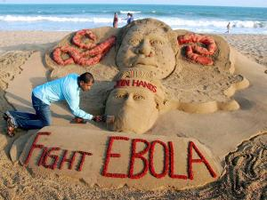 Indian died of Ebola infection: Govt