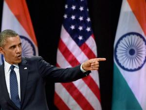 Toast to India! See what Obama shared with us in 3 days
