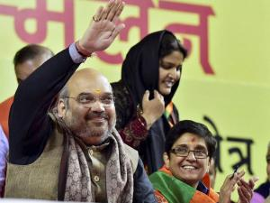 No manifesto for Delhi polls, only vision document: BJP