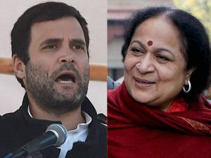 More cracks in Cong; Jayanthi Natarajan makes startling claims in letter to Sonia Gandhi