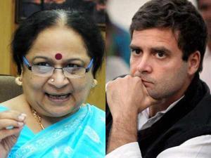 Read full text: Jayanthi Natarajan's letter to Sonia Gandhi