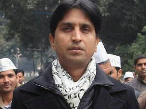 Kumar Vishwas: The charges he faces