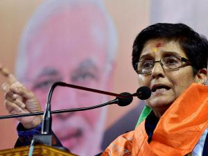 Kiran Bedi: Why did AAP offer me CM candidature if I was favouring the BJP