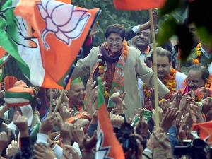 AAP Vs BJP in Delhi polls: Not a prized catch but Kiran Bedi may prove liablity for BJP, says survey