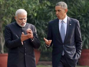 (Live Updates) Obama in India: US Prez, PM Modi at Rashtrapati Bhavan