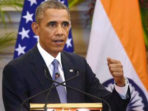 (Live Updates) Obama in India: Barack Obama to meet Congress leaders later in the day