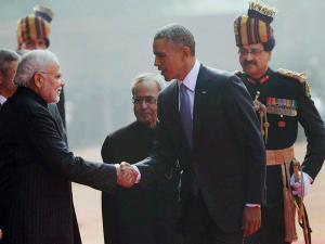 (Live Updates) Obama in India: US Prez Obama to be a part of R-day celebrations