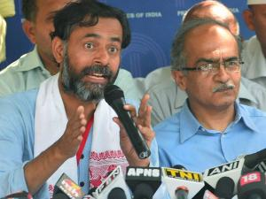 Will Yogendra Yadav & Prashant Bhushan form a new party? Speculations are rife