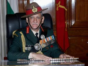 Fighting a 'dirty war' needs 'innovation': Army Chief