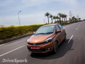 Tata Tigor First Drive Review — Bringing Style Back To The Masses