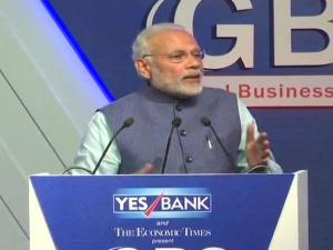 Irregular acquisition of people's money will not be tolerated, says Narendra Modi