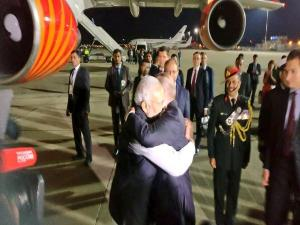 Modi leaves for India after a 'successful' visit to Russia