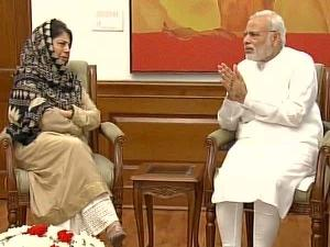 Mehbooba Mufti sends resignation to Governor as BJP ends alliance with PDP