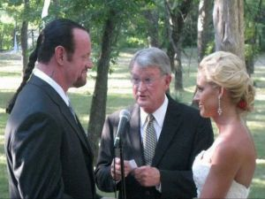 Undertaker's wife revealed his caring si