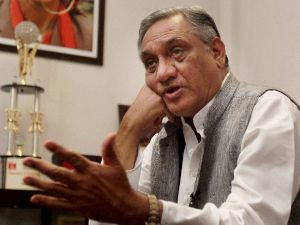 Political journey of Vijay Bahuguna