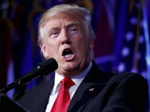 Trump proposes rise in defence spending