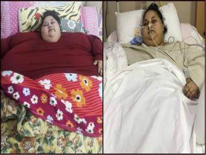 After Eman's death, sister thanks doctor