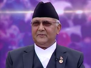 Want to deepen ties with China: Nepal PM