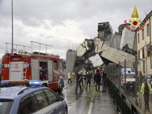 30 dead in Italy bridge collapse