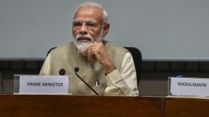 PM Modi addresses Indian diaspora