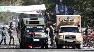 Suicide blast in Afghan mosque claims 18