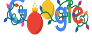 Merry Christmas! Google celebrates holid