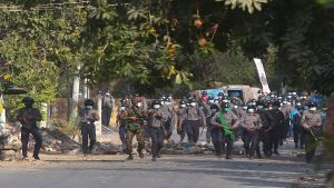 UN Human Rights Office says 18 dead
