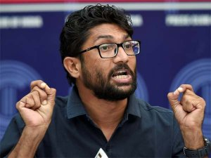 Exit polls are nonsense: Jignesh Mewani