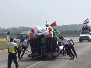 Indian army creates Guinness record