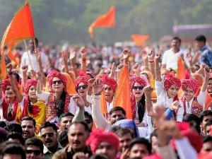 Can BJP counter the Rajput fury?
