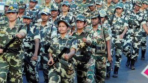 Women personnel of CRPF to soon get