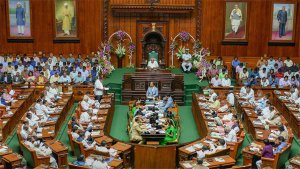 Will a trust vote be held in Karnataka