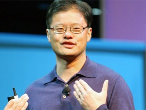 Yahoo Co Founder Jerry Yang Quits Shares On An Upswing.html