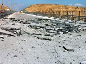 China Earthquake 156 Dead Over 5500 Injured