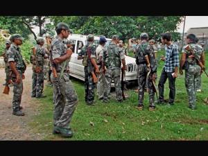 Cobra Jawan Injured Naxal Blast