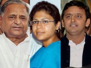 Will Durgas Shakti Lead To End Of Mulayam Singh Yadav