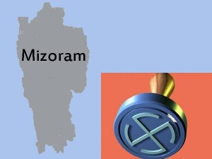 Mizoram Assembly Election Results 2008