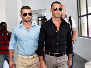 Supreme Court Hear Italian Marines Plea On Monday