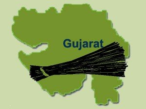 Aap Wave South Gujarat As Thousands Join Anti Corruption Movement