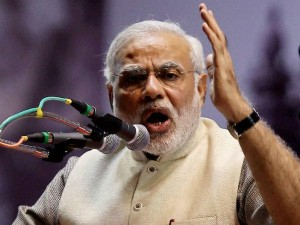 Congress Playing Votebank Politics Over Telangana Narendra Modi 1395629 Lse.html