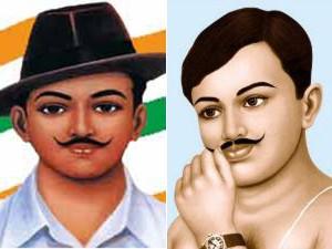 Bhagat Singh Chandrashekhar Azad Were Terrorists Uk Historian