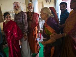 Updates Varanasi Goes To Lok Sabha Poll 2014 May12 Lse