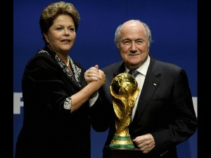 Brazil Ready For World Cup Blatter