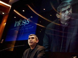 India Lives In My Heart Infosys Ceo Vishal Sikka
