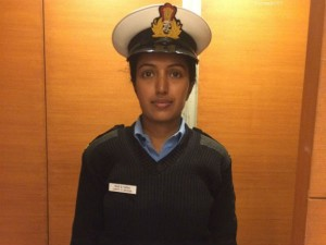 Oneindia Exclusive Not Just Obama This Woman Naval Officer Is Alsoa Republic Day Star